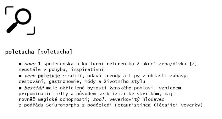 Výklad - Poletucha