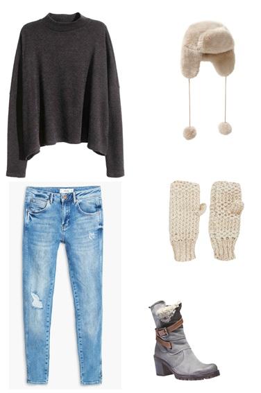 3 Silvestr outfit