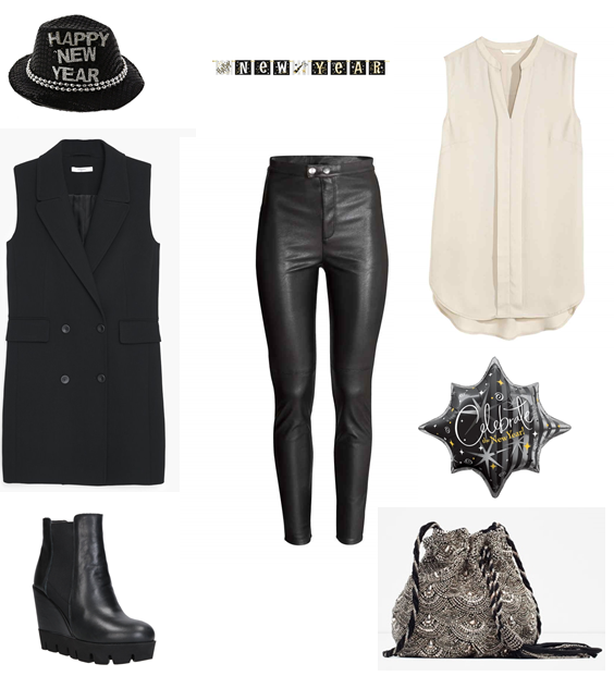 5 Silvestr outfit